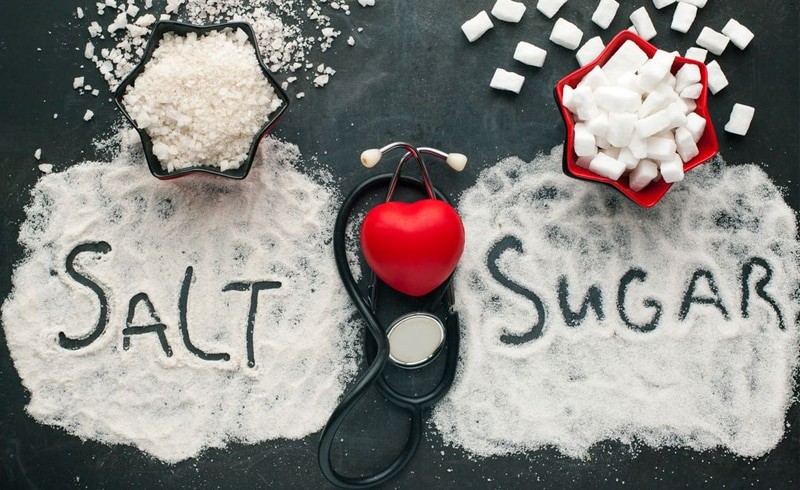 Discover the Facts About Sugar, Salt, and Which One is Worse