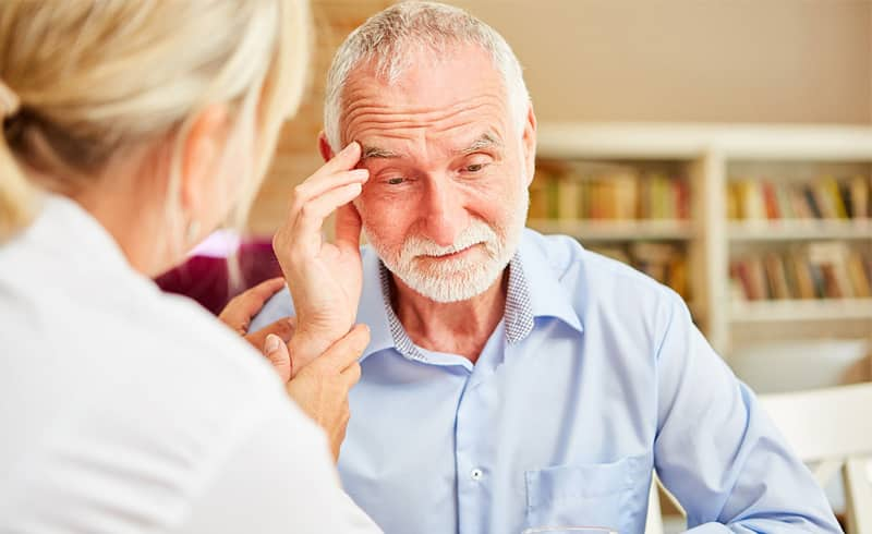 Learn to Recognize Symptoms of Alzheimer's Disease