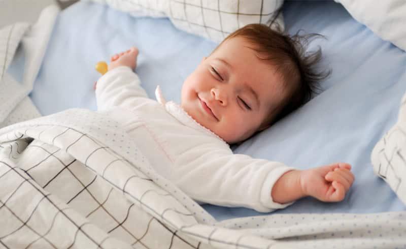 8 Simple Tips to Sleep Like a Baby